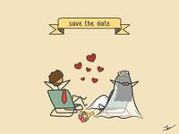 Wedding doodle