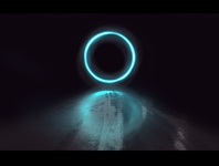 Portal - Futuristic Digital Art