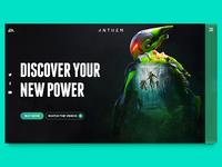 Desktop site Anthem