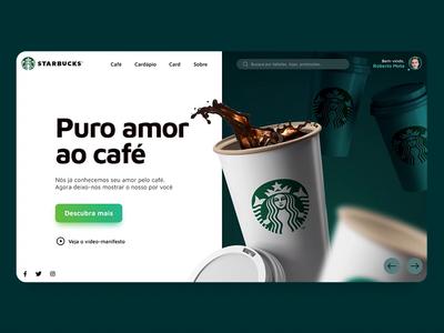 Starbucks home concept