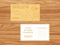 Spoleto Iconography Set and Brand Identity