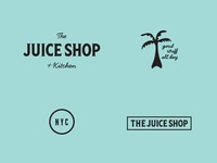 Juice & Smoothie Logo