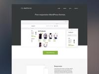 Sivethemes Homepage - WIP