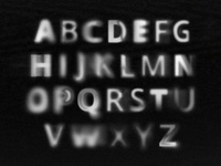 Altered Vision - Alphabet