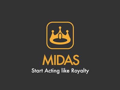 Midas App/Identity Design