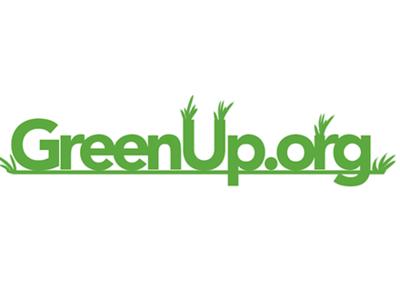 GreenUp.org Identity Design