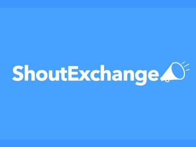 ShoutExchange Logo Design