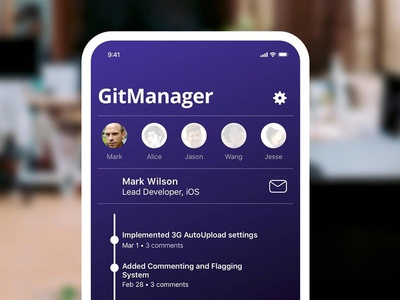 Github Projects Mobile App
