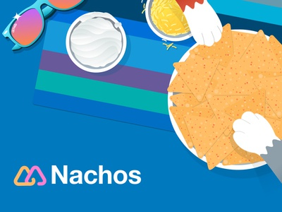 Introducing Nachos! design system trello nachos