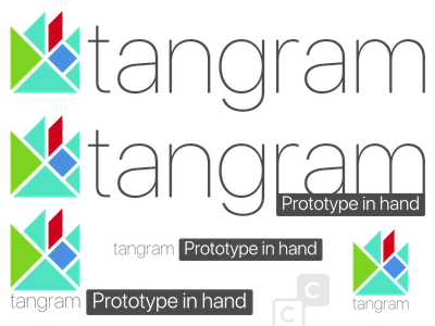 tangram | Prototype in Hand logo