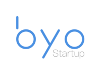 Logo for byo - Build Your Own Startup