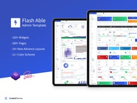 Flash Able Bootstrap Admin Template