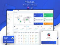 Flash Able Bootstrap 4 Admin Template