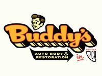 Buddy 's Auto Boy Identity concept 4