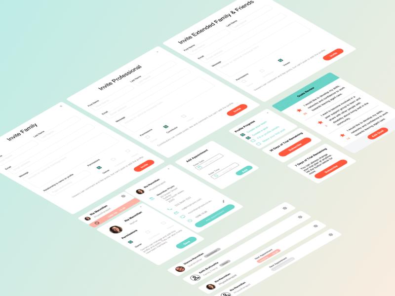Introducing sameview sneak peek clean ui material icon typography branding ux ui app web design