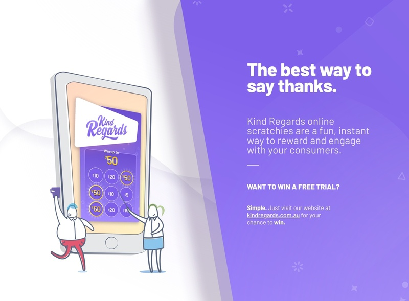 KR Email concept app web branding typography character vector fun graphic illustration design