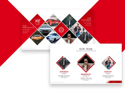 Poyga - Automotive Presentation Design pitchdeck branding modern powerpoint transportation automotive design presentation
