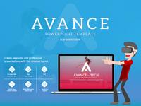 Avance Presentation Template