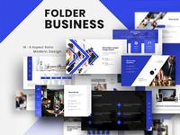 Folder Business Presentation Template