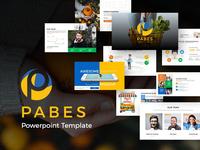 Pabes Market Presentation Template