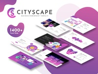 Cityscape Business Presentation Template