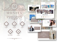 Monita Wedding Presentation Template