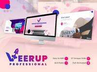 VeerUp Professional Presentation Template