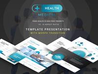 Health Medical Presentation Template