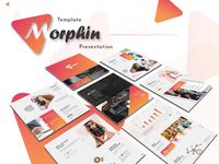 Morph In Multipurpose Presentation Template