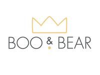 Boo & Bear logo exploration