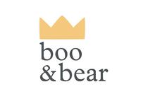 Boo & Bear logo exploration 2