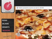 PizzApp New Website