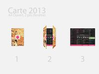PizzApp Carte 2013