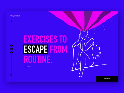 Landing Page animation pink motion landing page design landing page landingpage website vector after effects aftereffects animation ui dribbble illustration