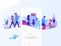 App onboarding