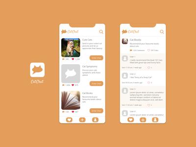 Cat Chat App
