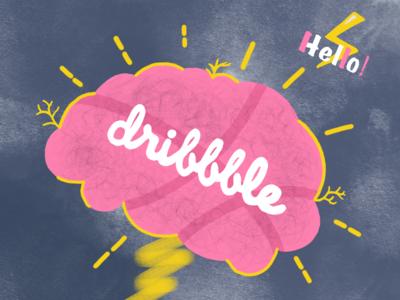 Thinks!Dribbble!