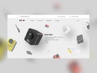 Action cam online–shop