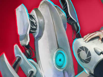 Portal - Glados