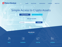 TokenSuisse - Cryptocurrency Asset Management