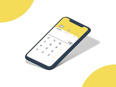 #004 calculator ui daily webdesign calculator dailychallenge dailyui ux ui 004