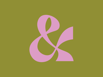Ampersand Together typography typeface type vintage 36 days of type 36daysoftype07 custom type design ampersand together ampersand together ampersand