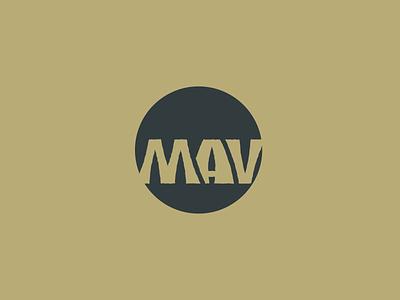 Mav logo customwordmark wordmark camping cooking fishing outdoors youtuber youtube channel youtube
