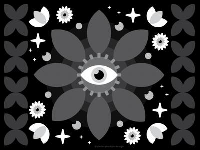 Shape Study marks forms practice custom learn study design moon eye moody peony twinkle stars star flower shape study shapestudy shape