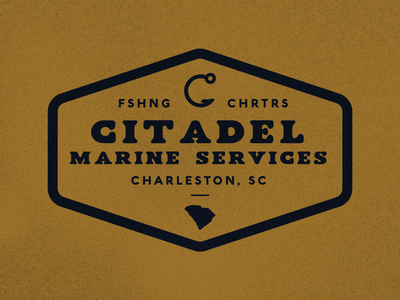 Citadel Marine Services Badge