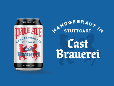 German Brewery Branding Refresh- Option 1