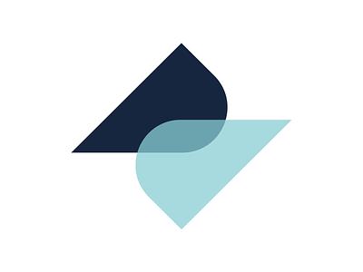 Profivo Icon brand design overlay geometic logodesign gradient p pp identity iconography brand logo icon