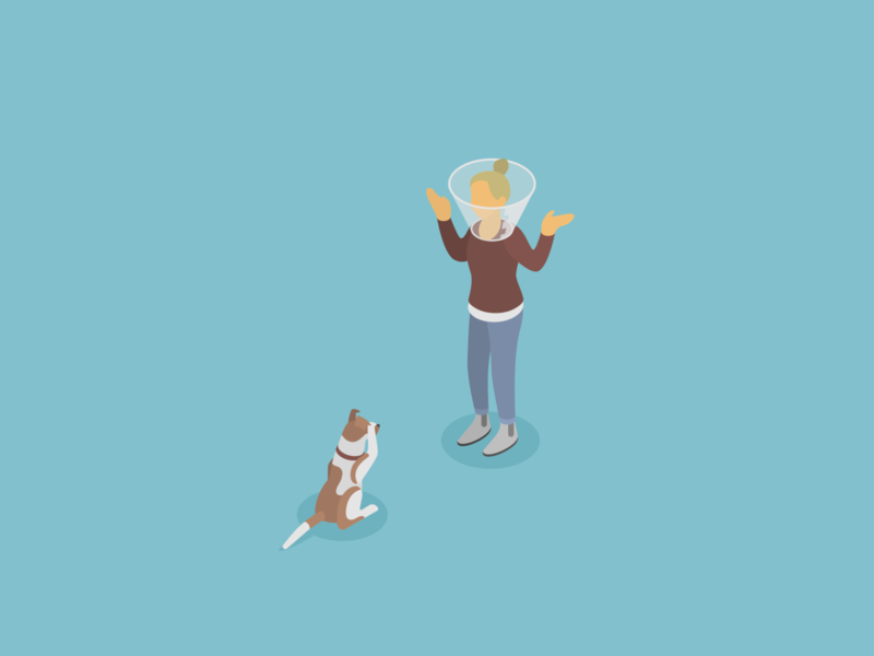 Show Your Character: Do not touch vector germany flat hamburg adobe illustrator character design corona stayathome covid19 thankyou kreativeshaus showyourcharacter deepblue illustration