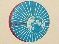 Apollo 11 Badge No. 5 of 24