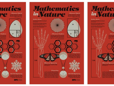 Mathematics in Nature AFE